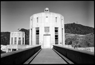 Hoover Dam, 2012.
