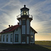 Point Cabrillo Lighthouse at Sunset
