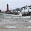 Grand Haven South Pierhead Inner & Outer Lights