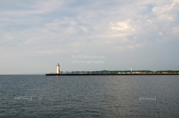 Manistee North Pierhead, Michigan