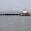 Oswego Harbor West Pierhead Lighthouse, NY
