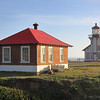 Point Cabrillo Lighthouse with Blacksmith & Carpenter Shop