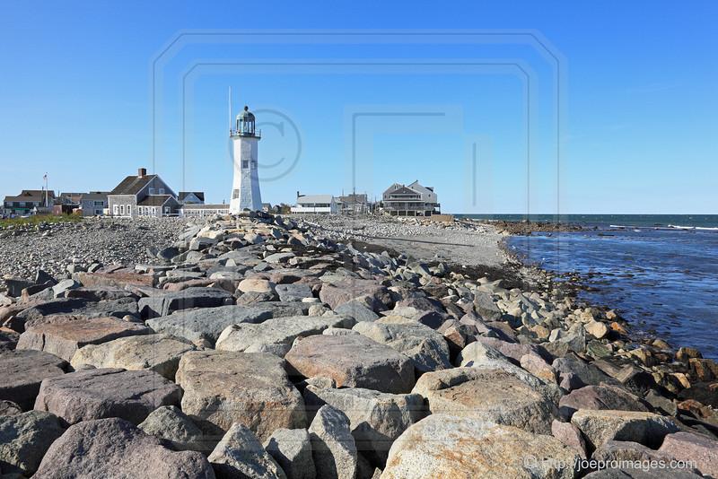 Scituate Lighthouse, MA