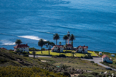 The new Point Loma Lighthouse