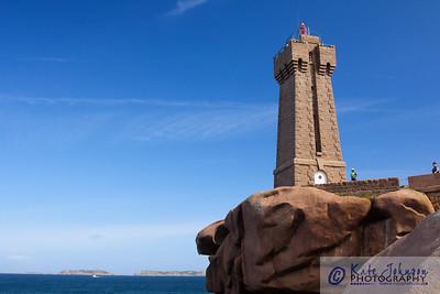 Lighthouse, Ploumanac'h