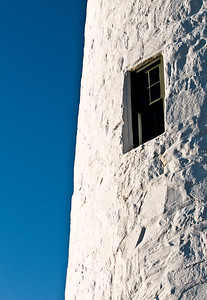 Window detail from Portland Head Lighthouse-Portland Head Lighthouse-Cape Elizabeth-Maine