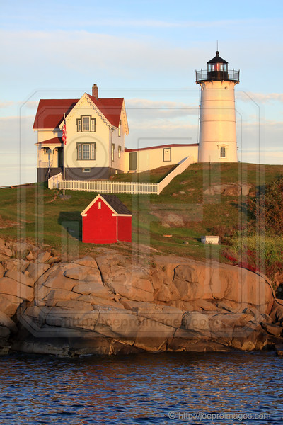 Cape Neddick Light Station (Nubble Lighthouse)