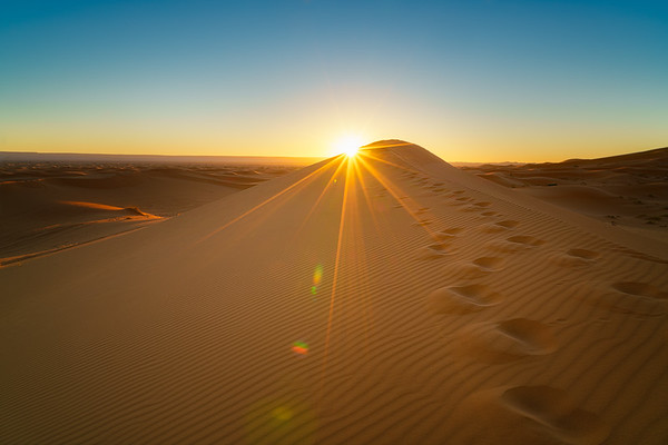 Sahara Sunrise