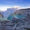 Mount Ijen Crater Dawn