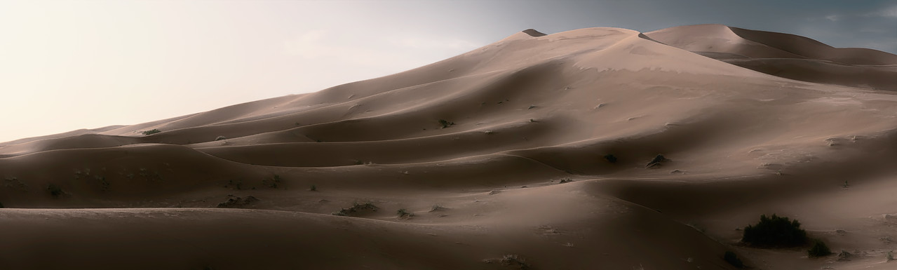 Erg Chebbi Dunes in Sahara Desert of Morocco Morocco - Photography workshop with Intentionally Lost and Kevin Wenning #intentionallylost
