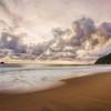 Meru Betiri Beach Sunset