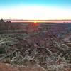 Badlands-Sunrise