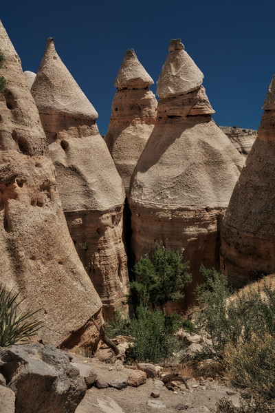 Tent Rocks Backstage
