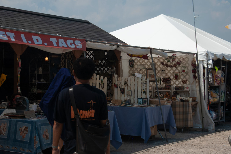 Amish Country Flea Market