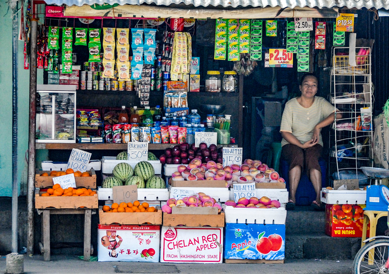 Sari-Sari Store<br /> Andagao, Kalibo, Aklan<br /> Philippines<br /> February 13, 2006