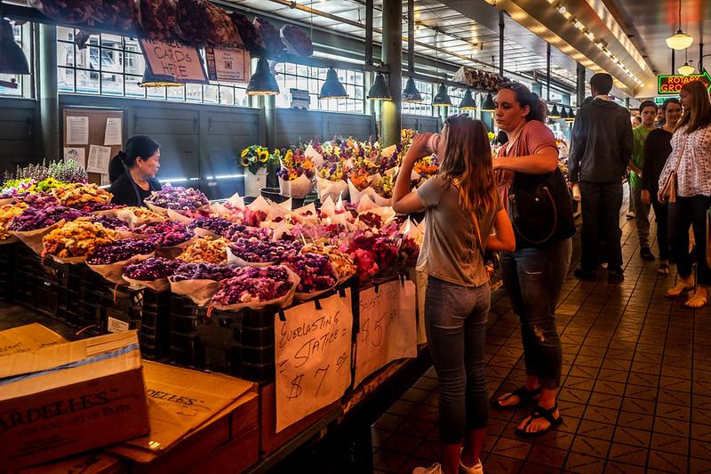 Ilocano flower vendor