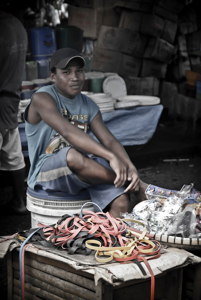 Vendor of sundries