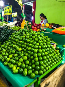 What would  Mexican cuisine be without limes?