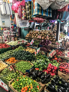 Tropical produce galore