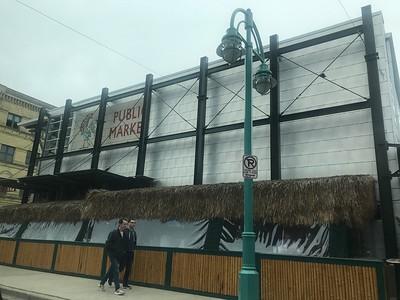 Facade of Milwaukee Public Market