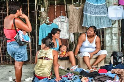 Mayan Flea Market