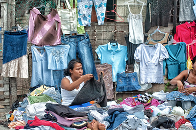 Mayan Street Market