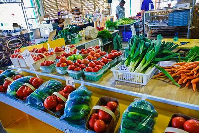 Quebec Farmers Market Sale