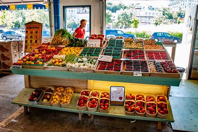 Quebec Farmers Market Specials