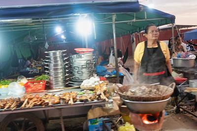 Street Food in Siem Reap, Cambodia-3
