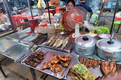 Street Food in Siem Reap, Cambodia