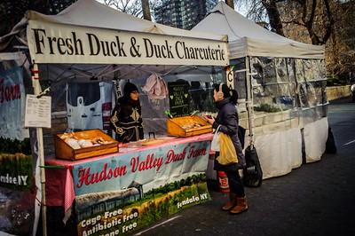 Union Square Duck Charcuterie