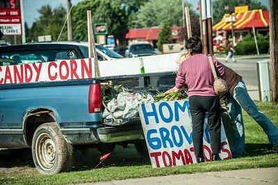 Minnesota Farm Stand