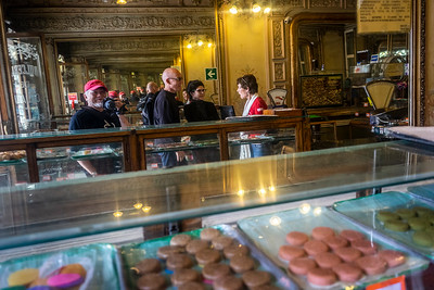 Inside a Mexican Candy Shop