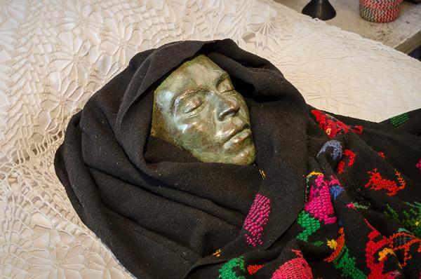 The Mask of Frida