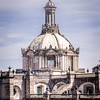 Dome of the Cathedral of Mexico City