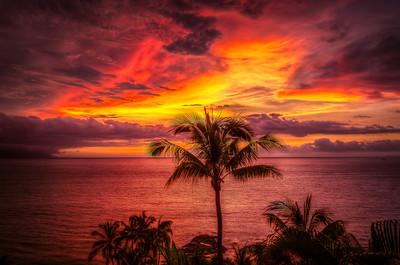 Postcard Perfect Sunset
