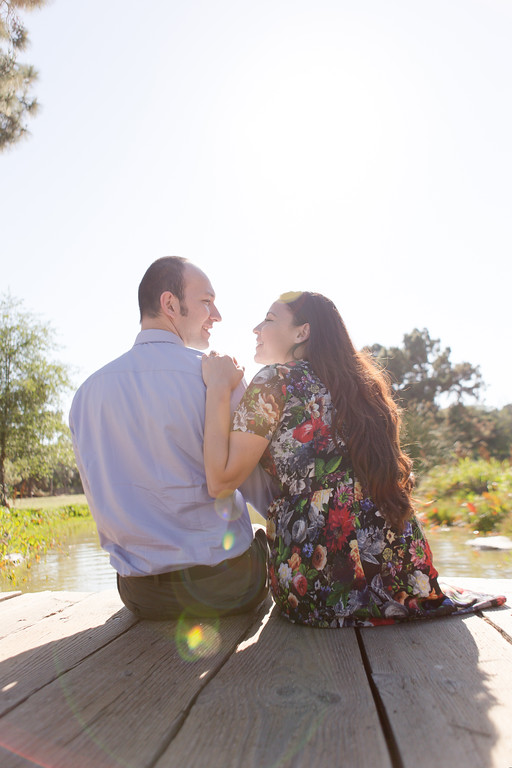 Miros and Chris' Engagement