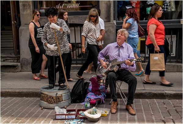 Montreal Canada June 2015 Rue St Paul Jitterbugswing 2