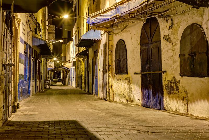 Essaouira Asleep
