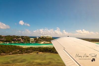 Farewell Staniel Cay