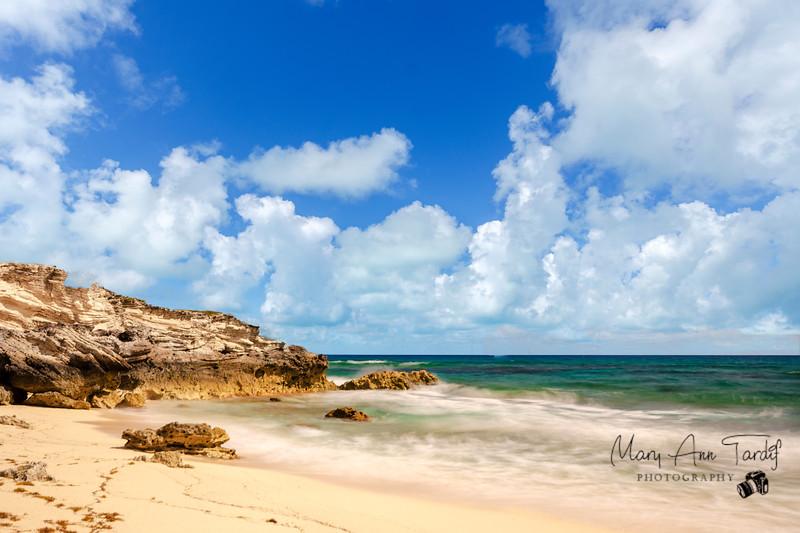 Ocean Beach, Staniel Cay
