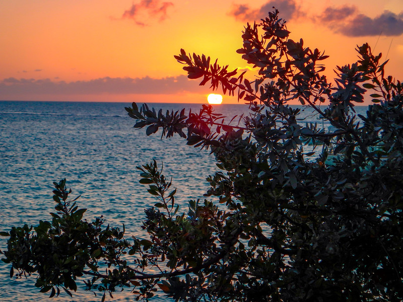 Staniel Cay Sunset