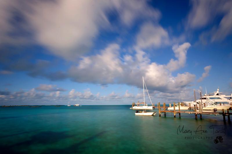 Staniel Cay Marina