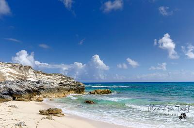 The Ocean Beach, Staniel Cay
