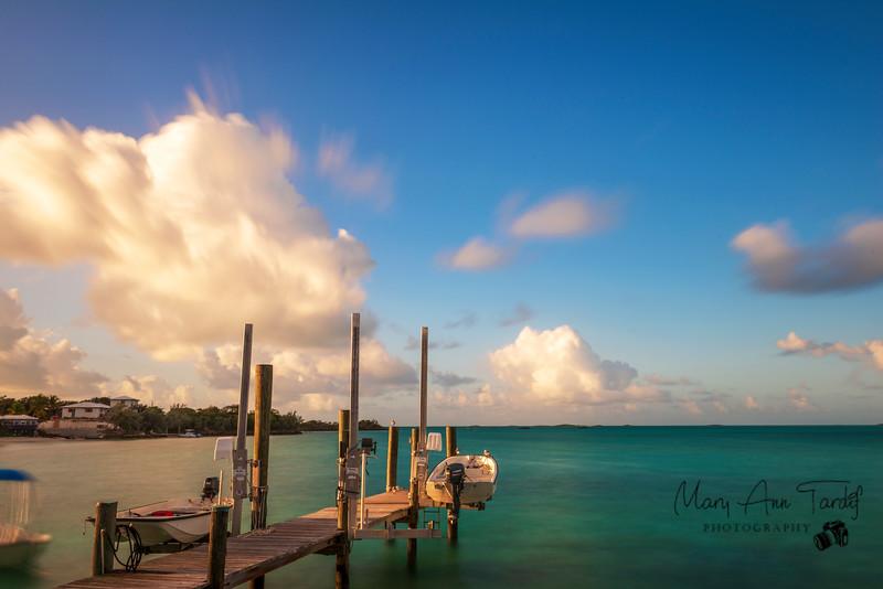 Warm Glow, Staniel Cay Yacht Club