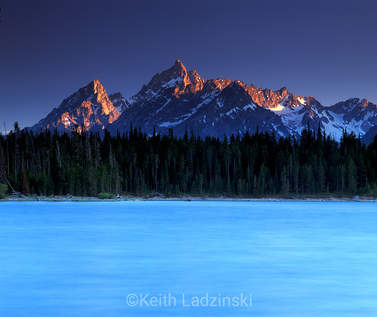 teton national park, jackson lake