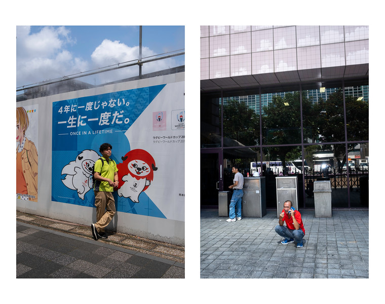 Untitled, Kyoto / Taipei, 2019.