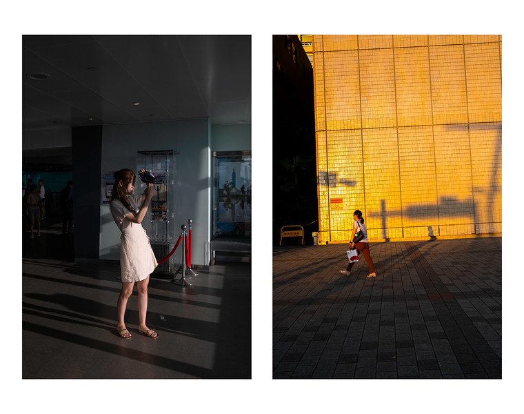 Late One Summer Afternoon, Taipei 2019.