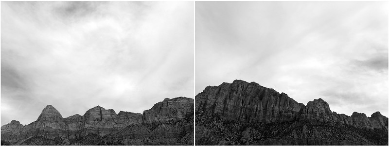 Zion National Park, 2016.