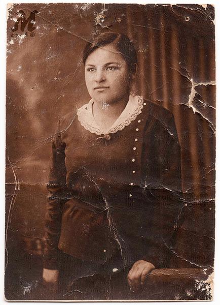 Стефа Палагнюк (Романко). 1934-36